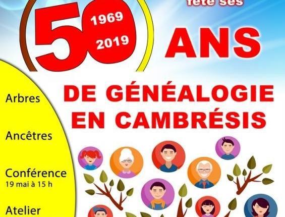 GGAC 50 ans 1969-2019