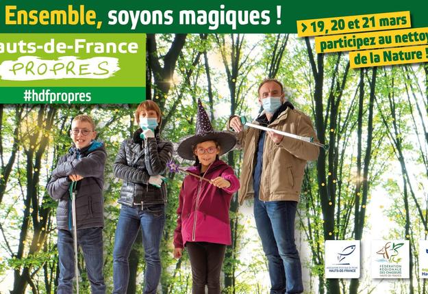 Hauts de France propres a Wambaix