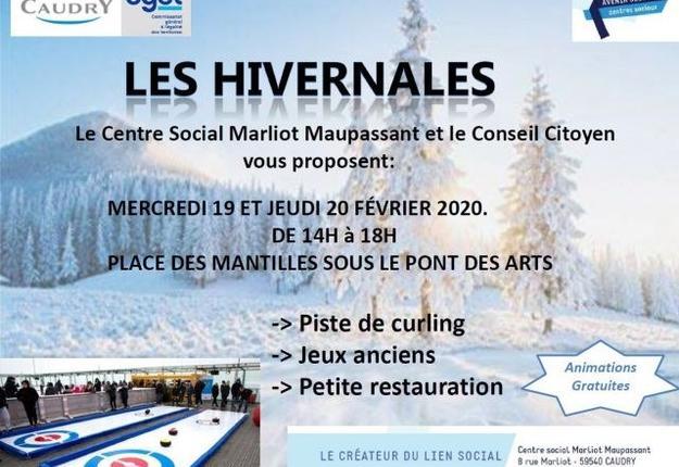 les-hivernales-fevrier 2020 - caudry