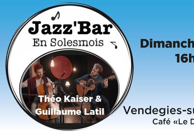 jazz bar en solesmois mars 2020