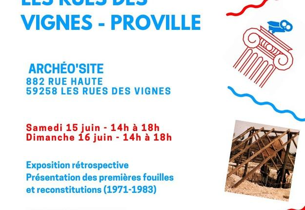 Journees nationales de l'archeologie 2019