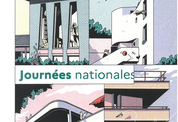journées nationales de l'architecture