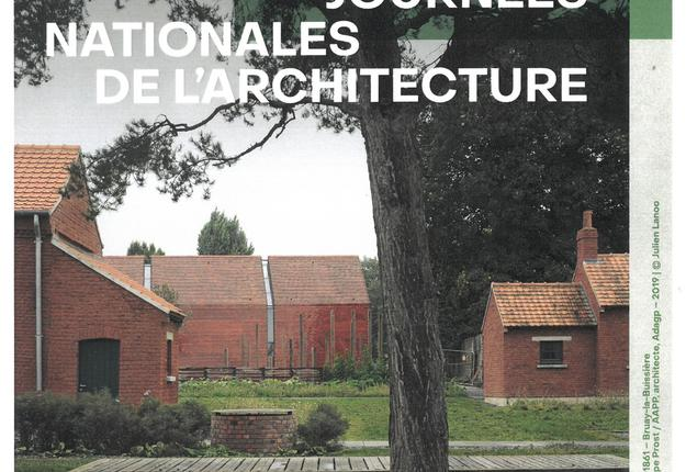 journées nationales de l'architecture 2019