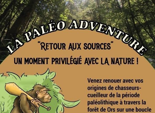 La paleo adventure