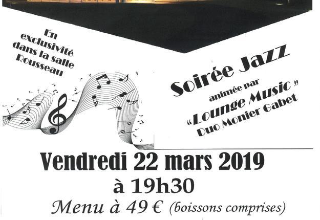 Le 109 Jazz Mars 2019