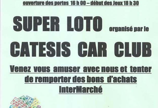 loto catesis car club