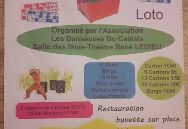 loto danseuses