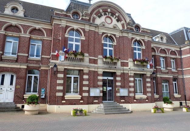 mairie facade
