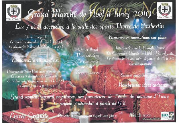 Marche de noel iwuy 2019