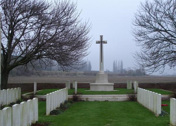 moeuvres british cemetery