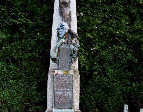 Monument La Groise