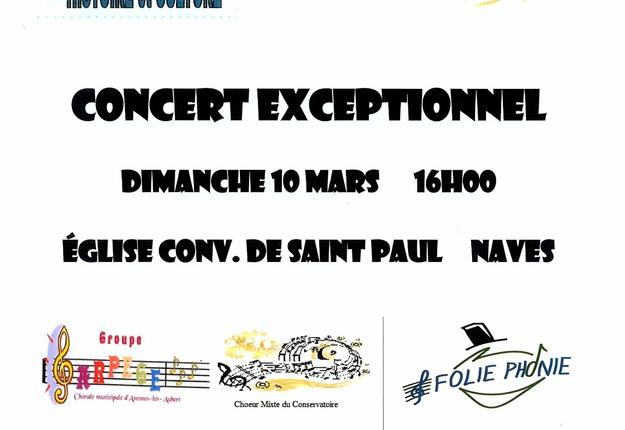 Naves Concert 2019