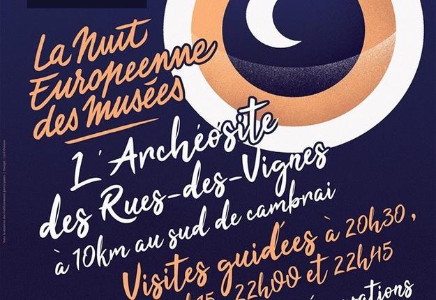 nuit des musees - archeosite