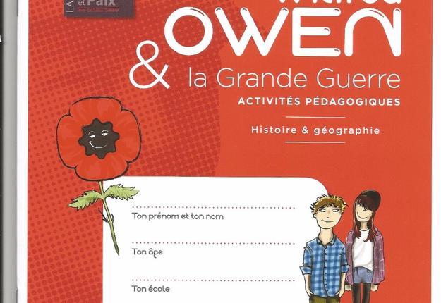 page de couv Owen