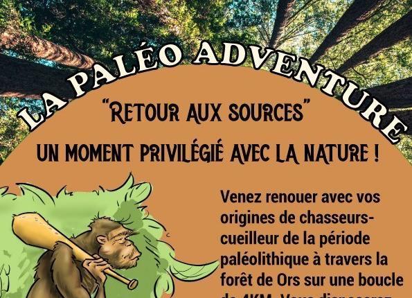 paleo adventure