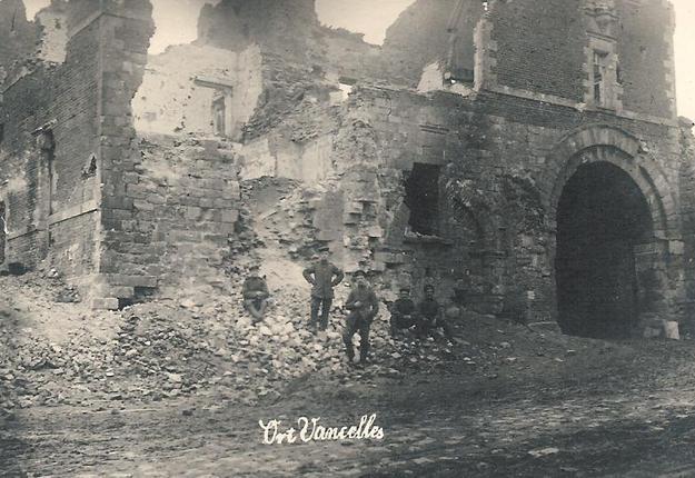 Ruines de l'Abbaye de Vaucelles