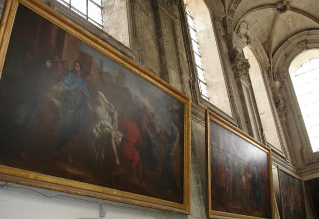 Tableau Arnould de Vuez