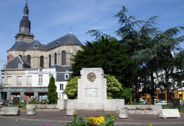 Place du 9 octobre, Cambrai