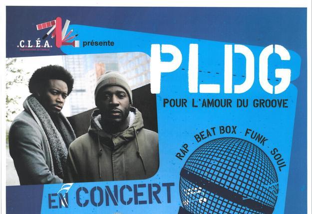 PLDG en concert - avril 2019