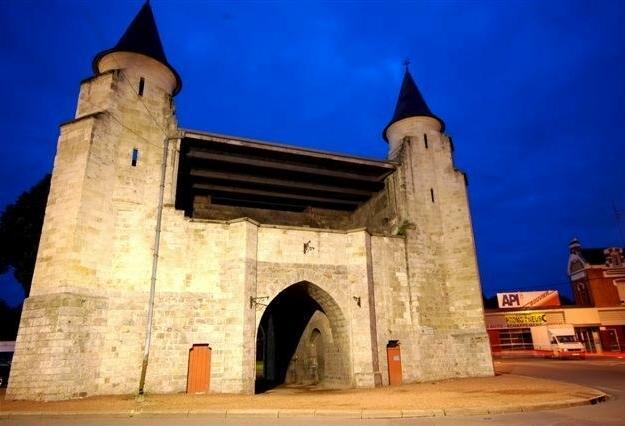 porte de parisc F. Moreau