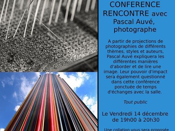 RENCONTRE CONFERENCE