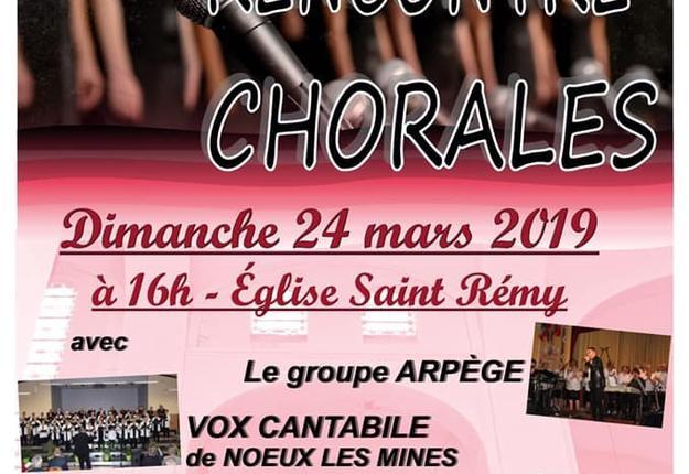 Rencontres chorales 2019