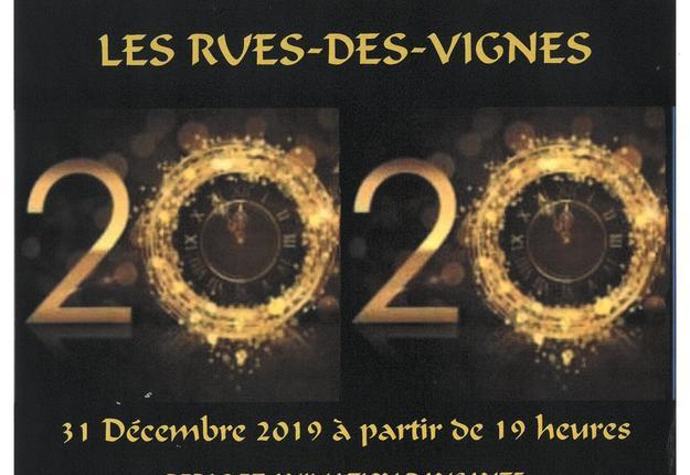 réveillon les rues des vignes 2019-2020