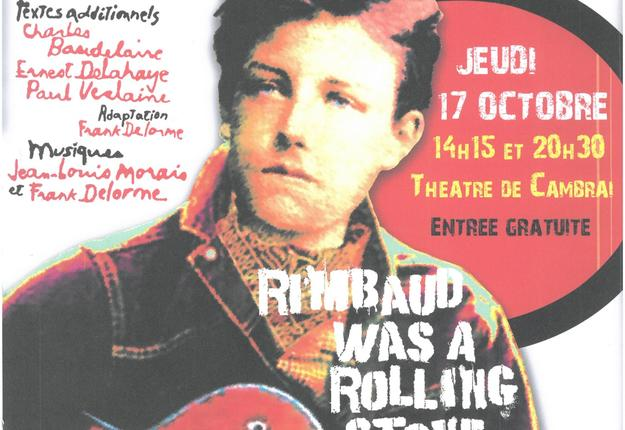 Rimbaud was a rolling stone