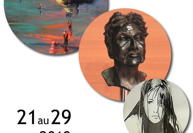 Salon des arts caudry 2019