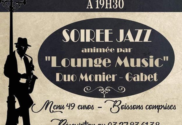 soiree jazz - Chateau de la motte fenelon - sept 2