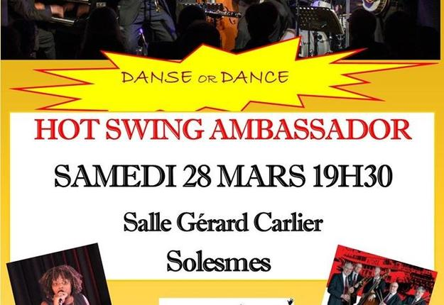 soiree swing jazz - solesmes - mars 2020