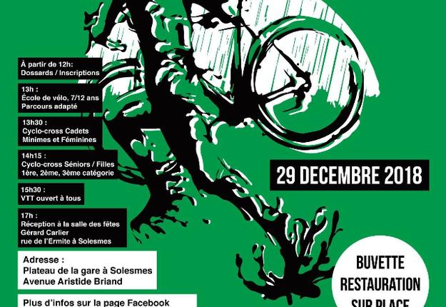 Solesmes Cyclocross 2018
