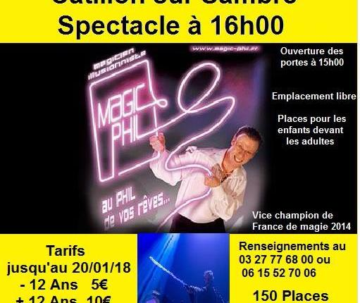 Spectacle Catillon