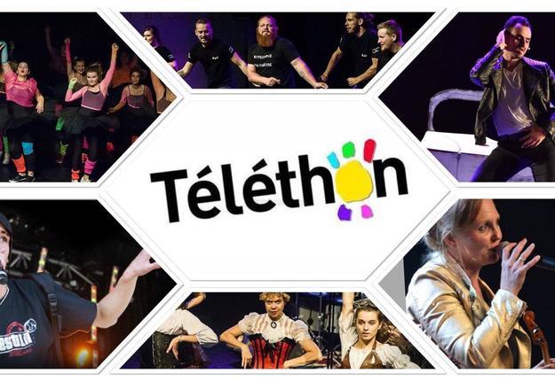 spectacle telethon cambrai