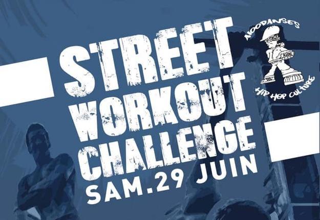 street workout challenge