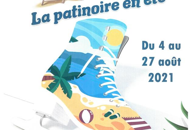 summer on ice - caudry aout 2021
