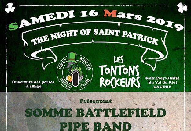 the night of saint patrick