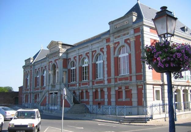 Théâtre Le Cateau-Cis