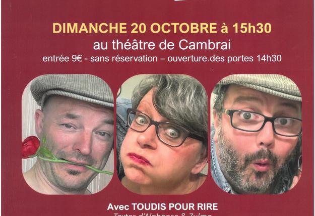 Theatre CCAS Automne 2019