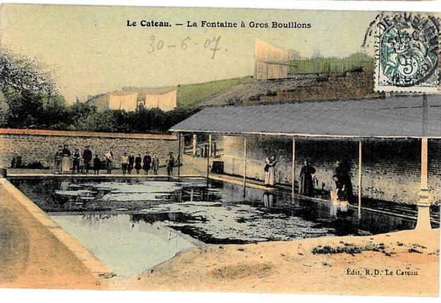 Tiot village - carte postale Mr Lemoine
