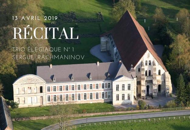 trio elegiaque - vaucelles 2019