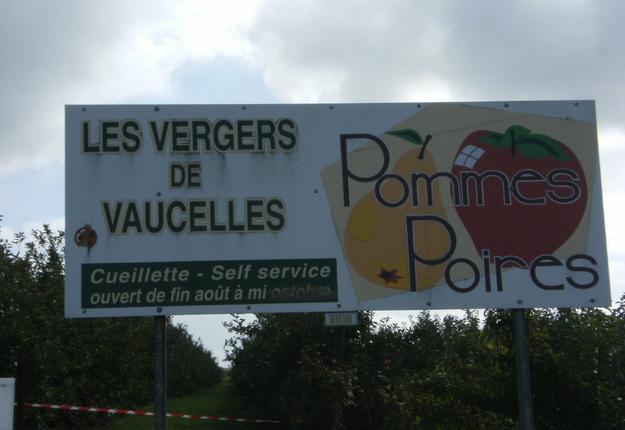 Verger de Vaucelles
