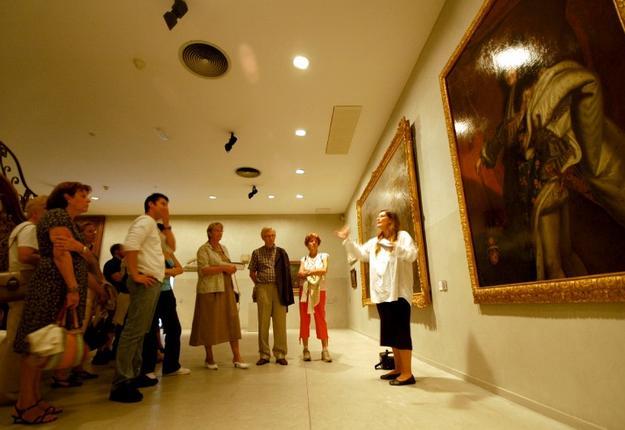 Visite guidée , Musée des Beaux-arts de Cambrai