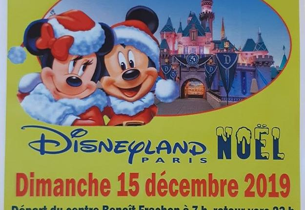 voyage disney escaudoeuvres dec 2019