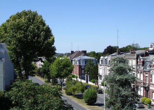 Vue du boulevard Faidherbe