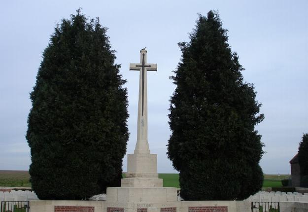 wellington cemetery rieux